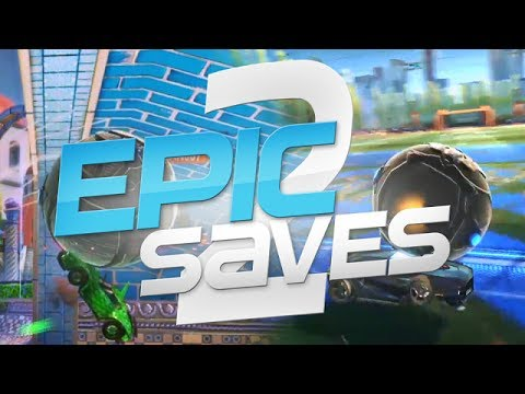 Rocket league epic saves best saves by community pros