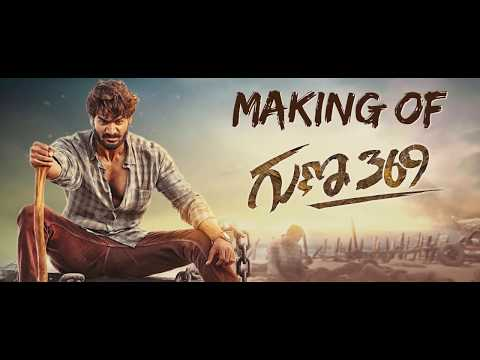 Guna 369 Movie Making Video