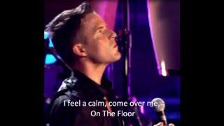 Brandon Flowers On The Floor + Lyrics