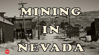 Bergbau in Nevada