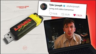 Tyler Saved 2020! LEVEL OF CONCERN (Twenty One Pilots)