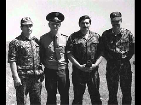 Ария военного пенсионера