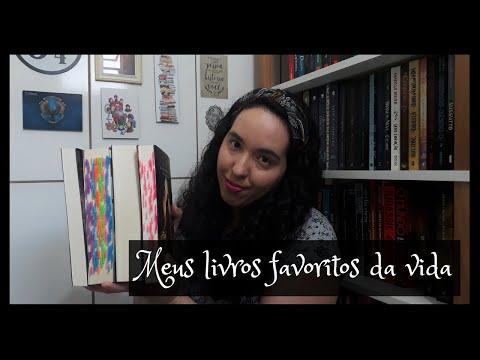 Meus livros favoritos da vida (Parte 3) | Semana de vídeo todo dia 1 | Um Livro e Só
