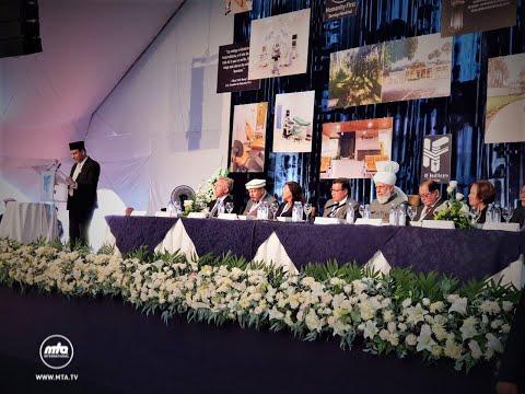 Address at Inauguration of Nasir Hospital, Guatemala
