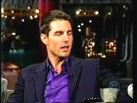Tom Cruise a neuvěřitelný záchvat smíchu