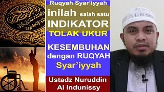 Apa Saya Sudah Sembuh Dari Ruqyah ? Ini Indikasinya - Ust Nuruddin - Ruqyah Palembang 2018