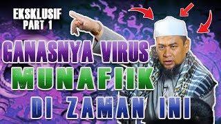 INILAH CIRI2 MUNAFIK - UZMA (USTADZ AKHIR ZAMAN) PART 1