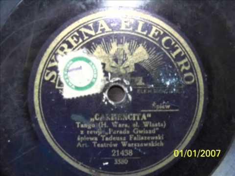 Tadeusz Faliszewski - Carmencita