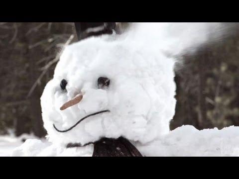 Топ 10 лучших способов уничтожить снеговика