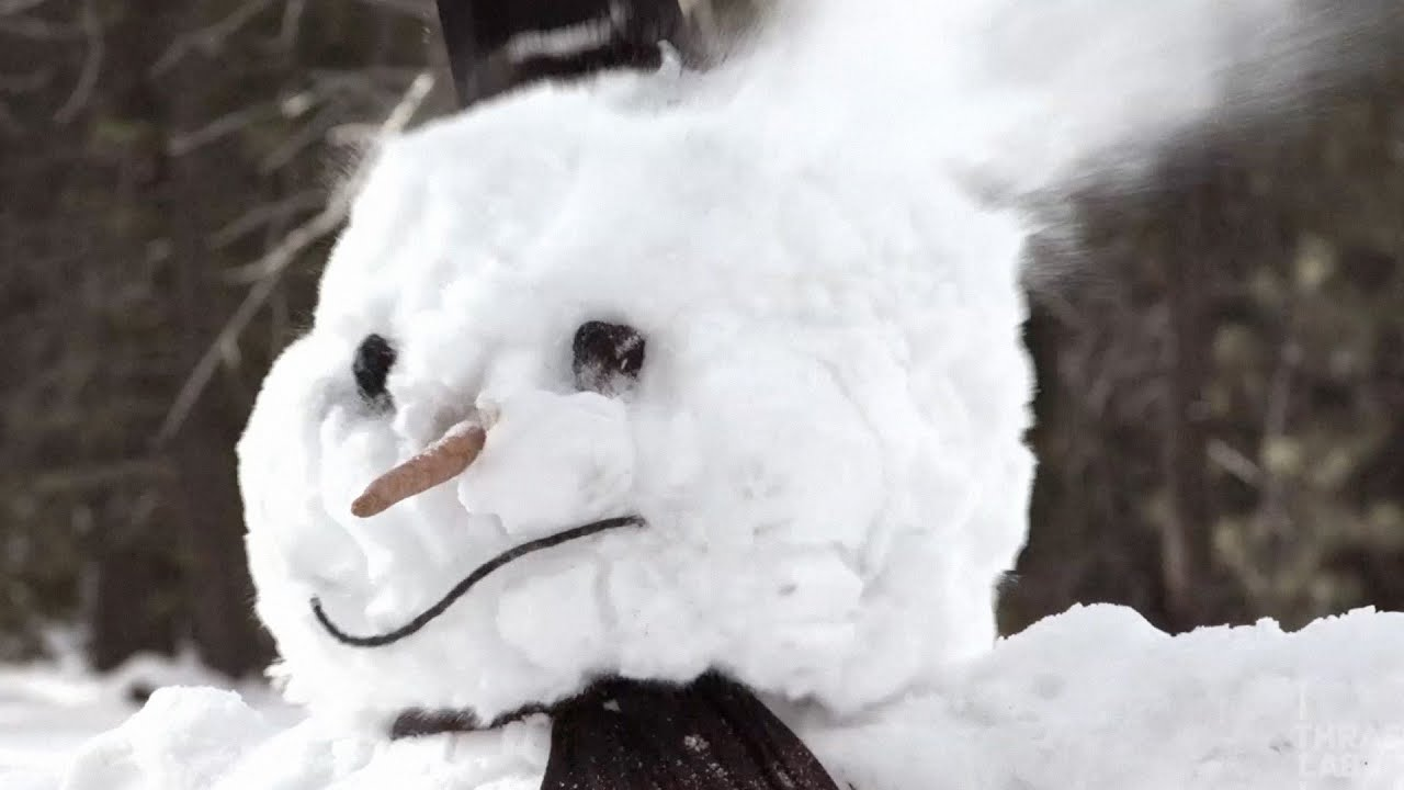 10 Awesome Ways To Wipe That Smug Smile Off A Snowman's Face
