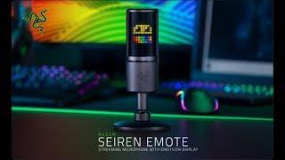 Razer Seiren Emote | Краткий обзор