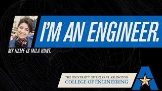 I'm an Engineer: Mila Hunt