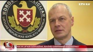 Kas ir Latvijā dzīvojošais, bijušais Gvantanamo ieslodzītais?