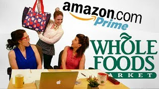 Amazon Prime Whole Foods
