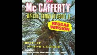 Dan McCafferty  -  Watcha Gonna Do About It Remix Extended