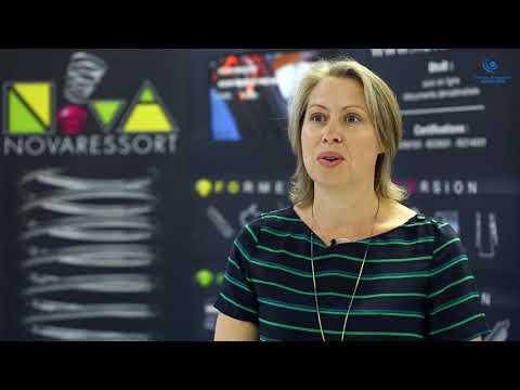 French Aerospace suppliers - Salon du bourget 2017 - NOVARESSORT
