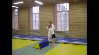 Акробатика для борцов.