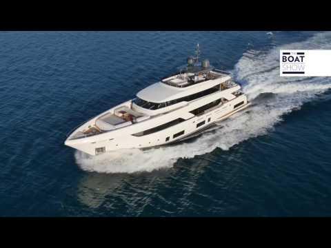 [ENG] FERRETTI  Custom Line NAVETTA 37 – Luxury Yacht Review – The Boat Show