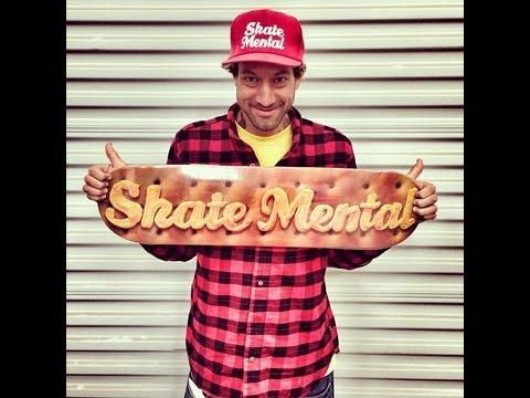 Brian Anderson on Skate Mental!