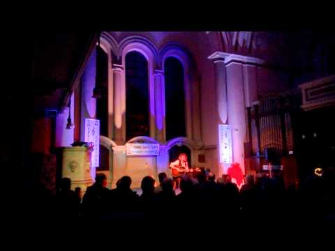 "Claude Bourbon, ""Over The Mountains"" - Chapel Sessions, Netley, England"