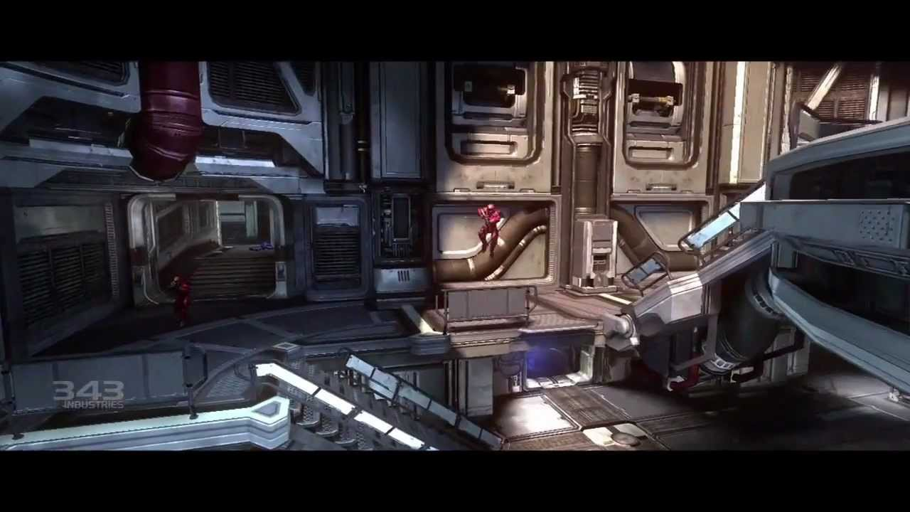 Watch The First Footage Of Halo 4, All 9 Seconds Of It [UPDATE]