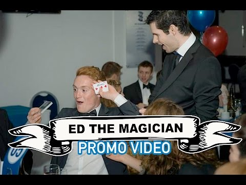 Ed The Magician  Video