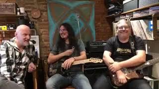 Ao Vivo Lá em casa Convida e Country Guitar Br Entrevistas - Alexandre da Mata  e Guto Vighi
