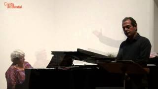 preview picture of video 'José Corvelo e Carla Seixas, concerto (HD)'