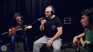"""Группа 7Б в программе Алисы Гребенщиковой """"Своя студия"""" на Радио 1"""
