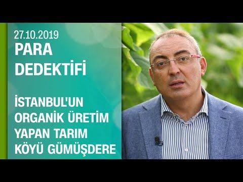 Cem Seymen, Gümüşdere'de organik üretim yapan çiftçilerle konuştu - Para Dedektifi 27.10.2019