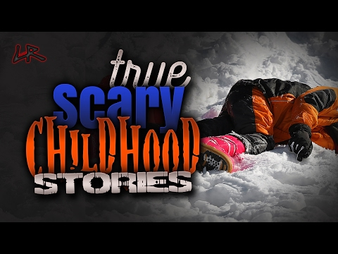 True Scary Childhood Stories | The Neighbor Kids/Kidnapped