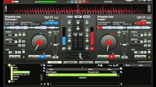 Retro Mix Ilegales vs Proyecto 1   Jesan Hernández Virtual DJ