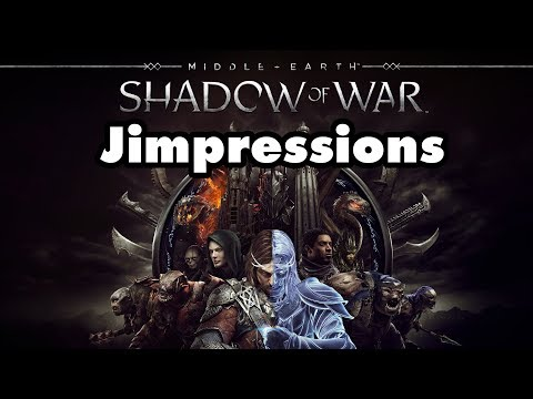 Middle-Earth: Shadow Of War – Loot Of The Rings (Final Jimpressions) video thumbnail