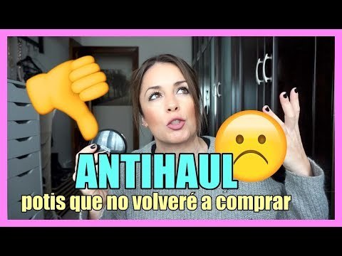 Antihaul⎜Cosas Que NO Volveré a Comprarme 👎🏽⎜Too Faced, Freshly Cosmetics...