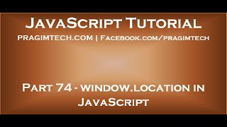 window location in JavaScript