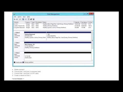 How To Pass Microsoft 70-410 Exam - YouTube