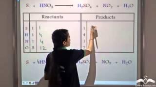 Balanced Chemical Equations (IV)