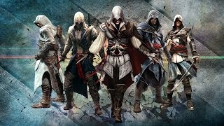 Assassins Creed Montage - Can't Hold Us (HD)