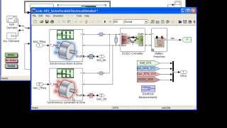 Hybrid Electric Vehicle Modeling and Simulation
