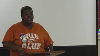 Mother Liberty CME's freedom school leads march against gun violence