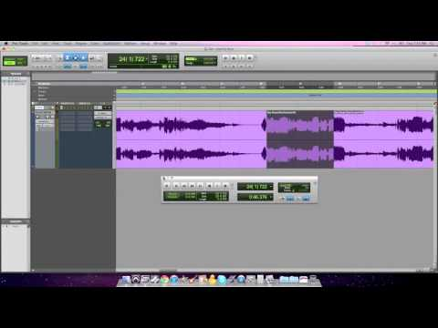 Pro Tools: How To Find The Tempo Of Your Audio – TheRecordingRevolution.com