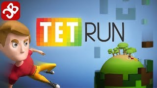 Tetrun (By Cableek Games) - iOS/Android - Gameplay Video