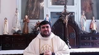 Palavras do Padre Geovane - 12 de janeiro de 2020