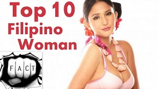 Top 10 Most Beautiful Filipino Women