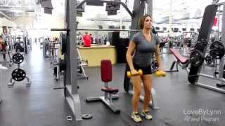 Shoulders- Fit and Pregnant