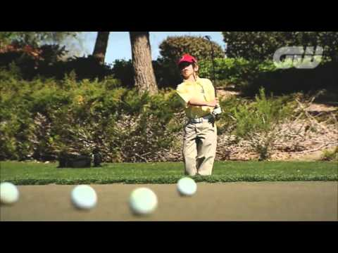 Junior Golf Star Brett Sodetz