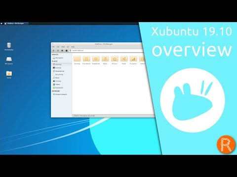 Xubuntu 19.10 overview | A operating system that combines elegance and ease of use.