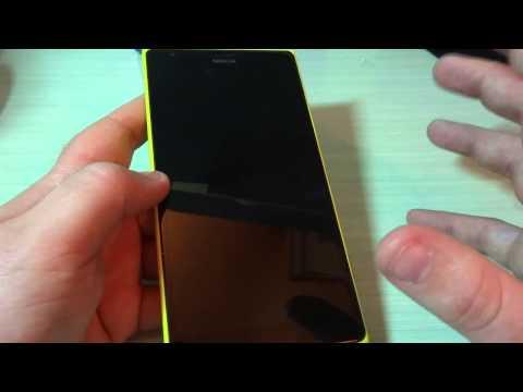 Nokia Lumia 1520: Video Unboxing