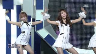 투엑스 (Two X) [Ring Ma Bell] @SBS Inkigayo 인기가요 20130217