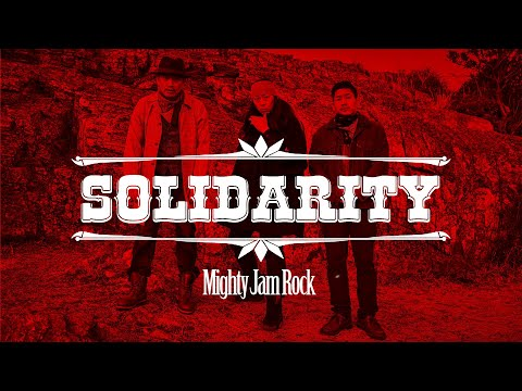 SOLIDARITY / MIGHTY JAM ROCK(JUMBO MAATCH, TAKAFIN, BOXER KID)
